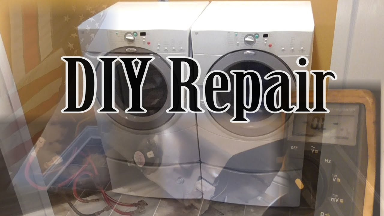 small resolution of whirlpool dryer repair no heat replace heating element 3387747