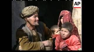 Desperate Afghan parents sell children for cash.