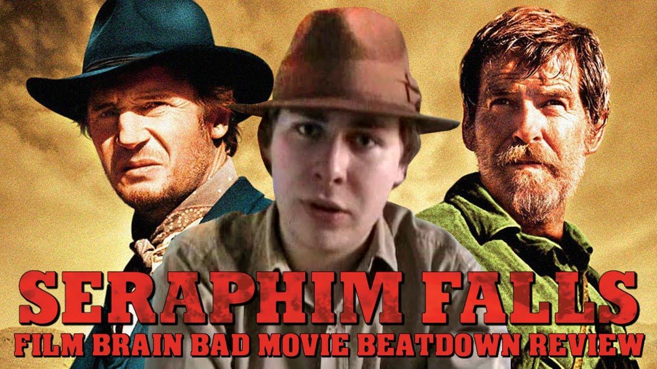 bad movie beatdown seraphim falls review youtube