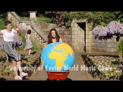 University of Exeter World Music Choir