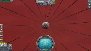 KSP ExoMars Schiaparelli lander