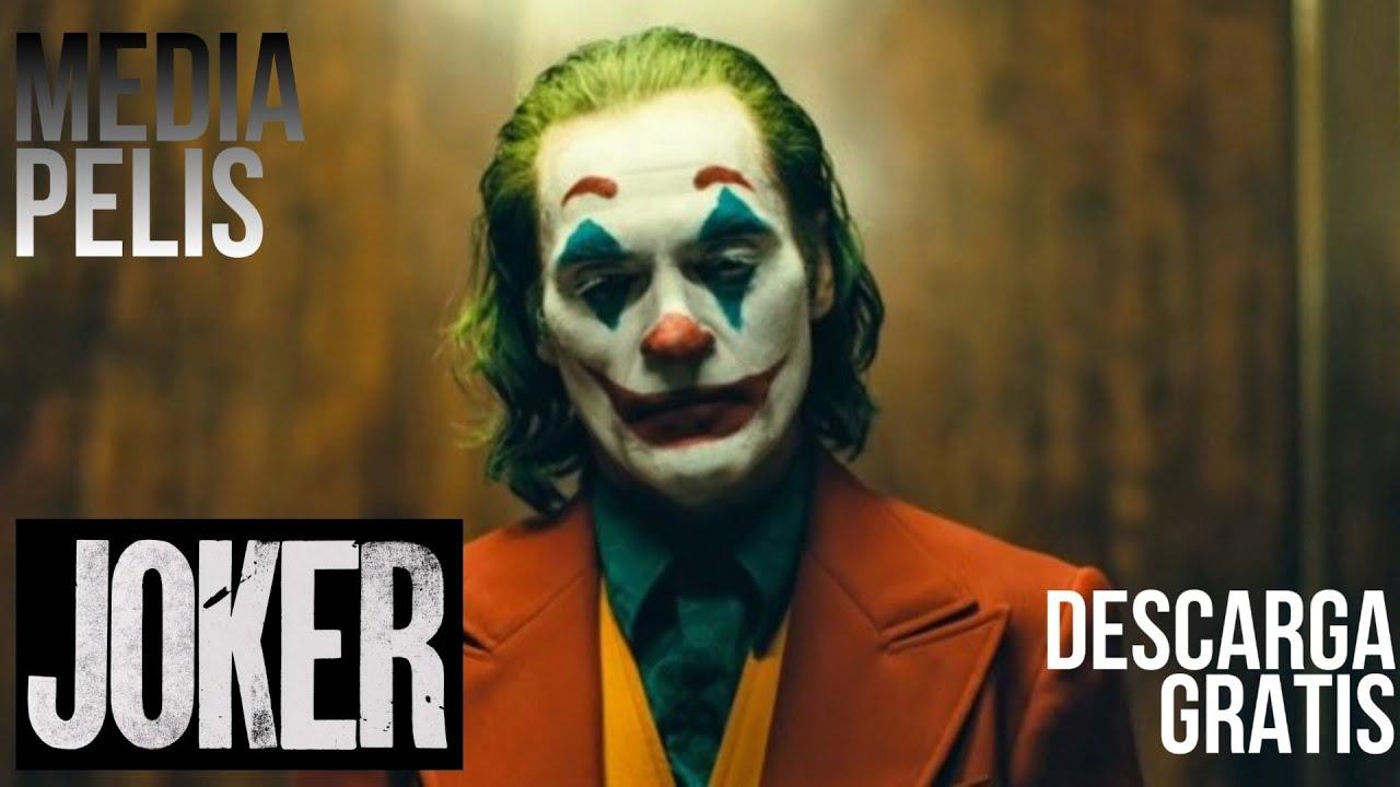 Descargar El Joker Sin Publicidad Pelicula Completa En Hd 1080 Español Latino Mediafire Youtube