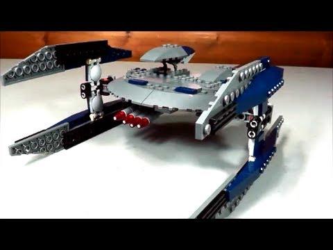 LEGO Set 8016 Star Wars Hyena Droid Bomber