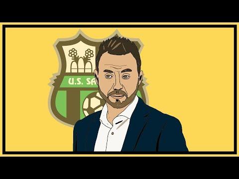Roberto De Zerbi's Sassuolo | Tactics Explained