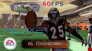 PS2 Madden NFL 12 w/ NFL 17 Rosters PC 60fps 1440p 16:9 (EA, PS2 PCSX2)
