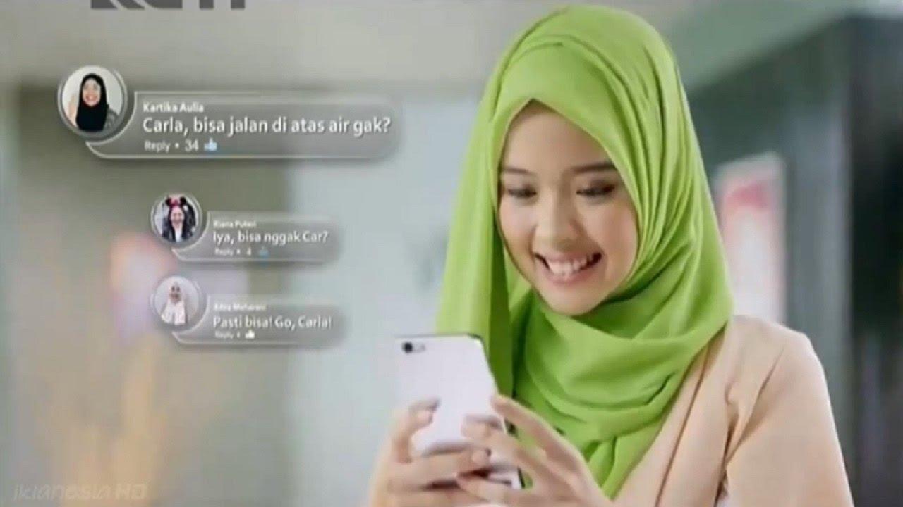 Tutorial Hijab Bella Di Iklan Sunsilk Kumpulan Hijab