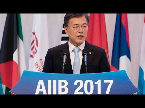 AIIB second annual meeting in South Korea kicks off to seek 'sustainable development'