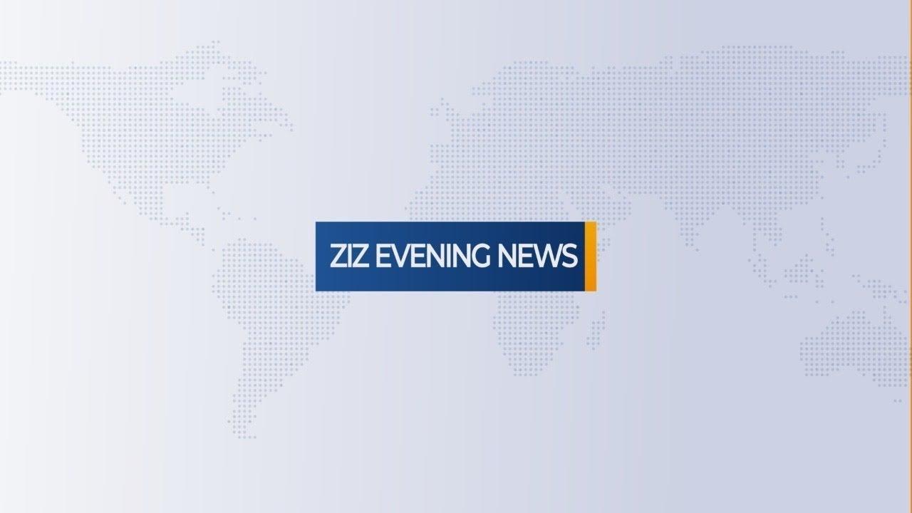 Download ZIZ Evening News - October 14, 2021