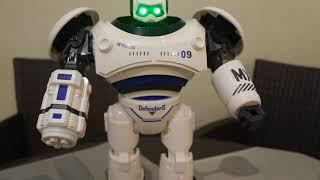 Огляд іграшки Робот М 3900 U/R