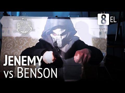 Jenemy vs. Benson | RR | VBT 2015 Achtelfinale (Featuring Ghodd , Donnergeburt, Jay Cee, Kash)