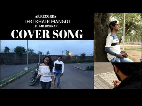 TERI KHAIR MANGDI COVER   AR RECORDS   MR.BORKAR   TERANUMBERONERAPPER