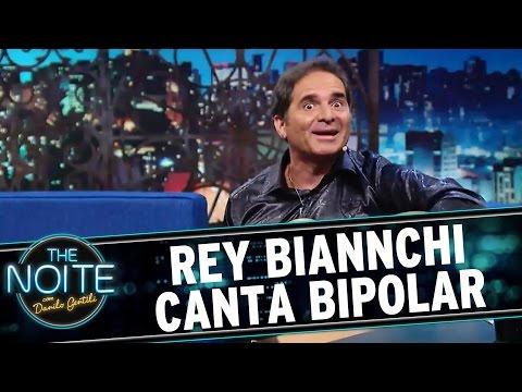 The Noite (24/03/16) - Rey Biannchi Canta