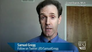 Samuel Gregg on Opinion Journal Live: Evangelii Gaudium