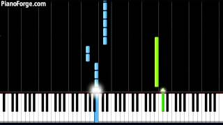 Try by Pink Free Piano Cover Tutorial - pianoforge.com