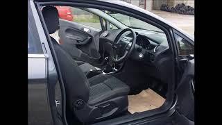 FORD FIESTA ZETEC   MOTO STYLE USED CARS LLANELLI
