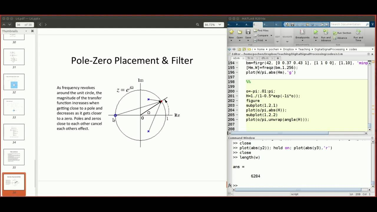 Digital Signal Processing Using Matlab 17 (Discrete Filters 6)