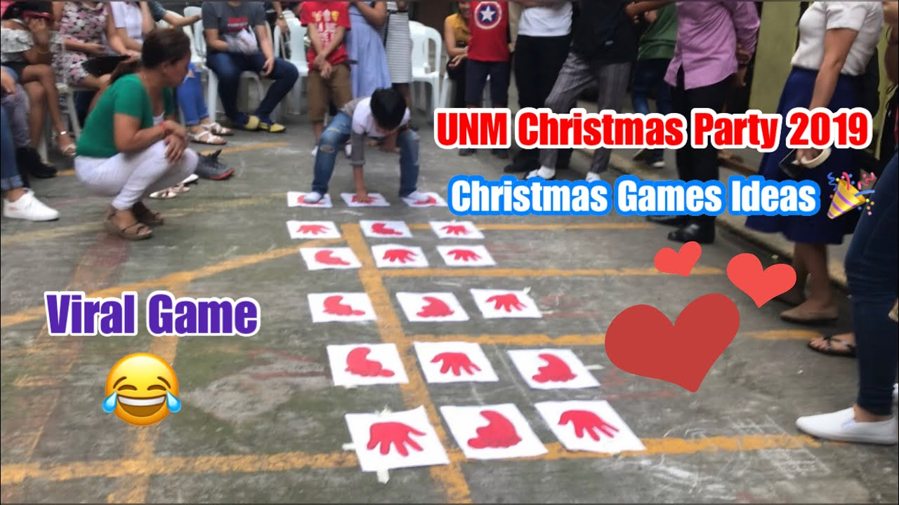 UNM Christmas Party 2019 Part 2