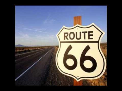 Route66/ Natalie Cole ルート66【karaoke歌詞付】