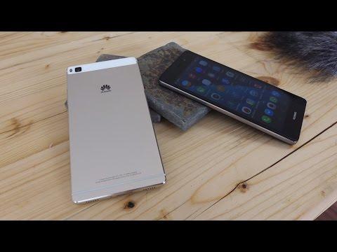 Huawei P8 & Huawei P8 lite im ultimativen Doppeltest   deutsch 📹 techloupe