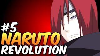 Naruto Revolution Gameplay #5 Torneio Ninja / Andando livremente