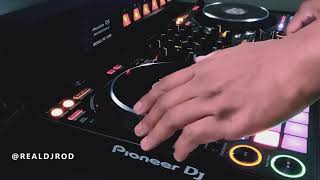 Classic Throwback Lunch Break Mix   90s and 00s R&B Music   DDJ-1000