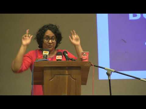 What is free education - Dr. Harini Amarasuriya