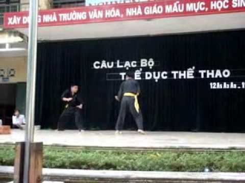 Doi khang (mix) - Cuong vs Hung