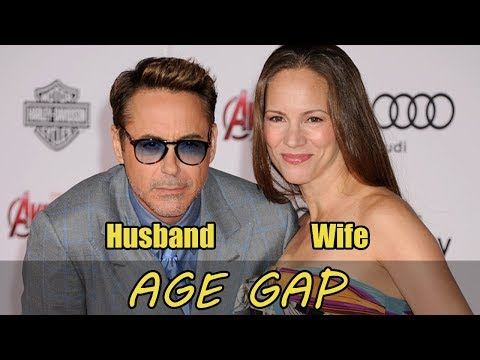 Robert downey jr and his wife Susan downey AGE GAP   You Will Shocked!