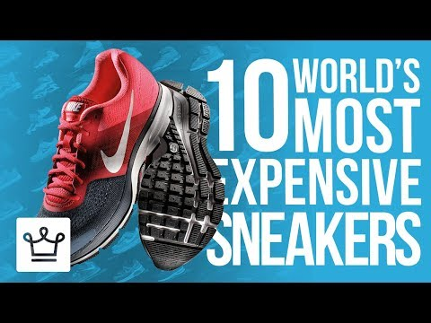 Thumbnail: Top 10 Most Expensive Sneakers In The World