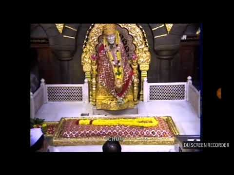 Shirdi Majhe Pandharpur Choti Arati Blessings