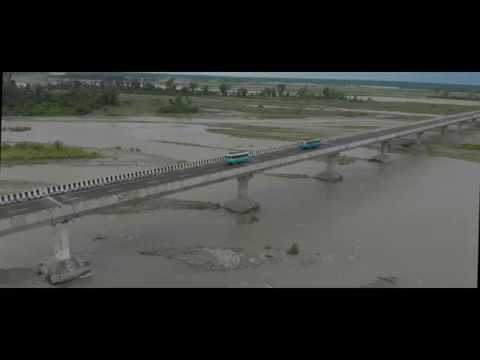 Dibang/Sikang Bridge-Longest bridge of Arunachal Pradesh