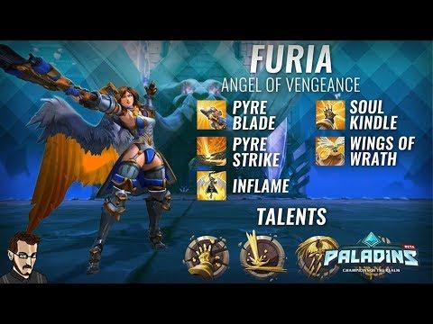 Furia skills