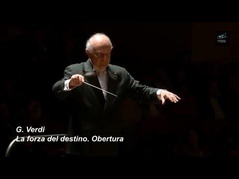 G. Verdi: La forza del destino (obertura) - Maazel - Sinfónica de Galicia