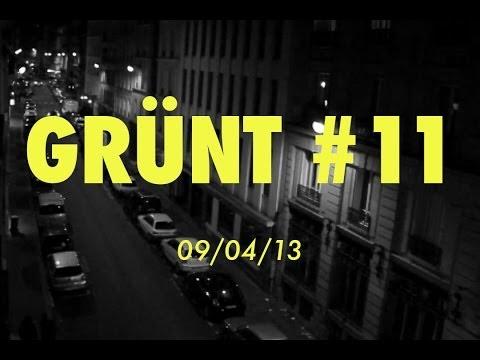 Grünt #11 Feat. Georgio & Hologram Lo', Nekfeu, 2-Zer, Framal, Alpha Wann & many more...