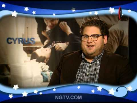 Jonah Hill and John C. Reilly on Cyrus