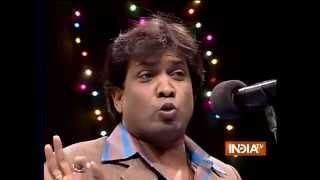 Sunil Pal Hilarious Comedy | Just Laugh Baki Maaf (Part 6) - India TV