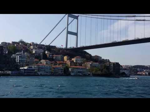 İstanbul, Boğaz Turu, Fatih Sultan Mehmet Köprüsü, Rumeli Hisarı, Istanbul, Bosphorus tour, Bridge,