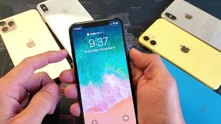 iPhone X/XS/XR/11 : Screenshot Not Working? FIXED (2 Solutions)