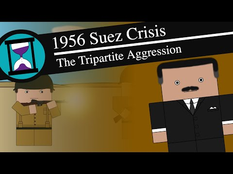 The 1956 Suez Crisis: History Matters (Short Animated Docume