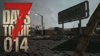 7 Days to Die [014] [Ausflug in die Nachbarstadt] [Let's Play Gameplay Deutsch German] thumbnail