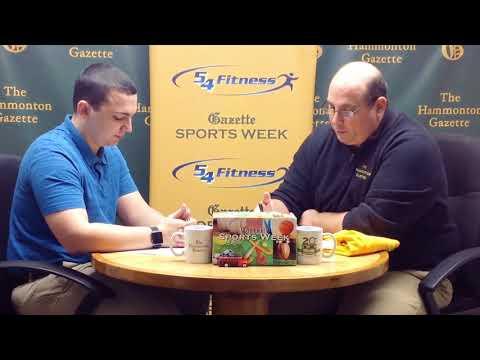 011018 Gazette Sports Week brought to you by The Hammonton Gazette