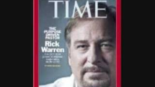 Rick Warren Occult Deception part3 of 4