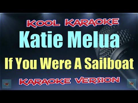 Katie Melua - If You Were A Sailboat (Karaoke Version) VT