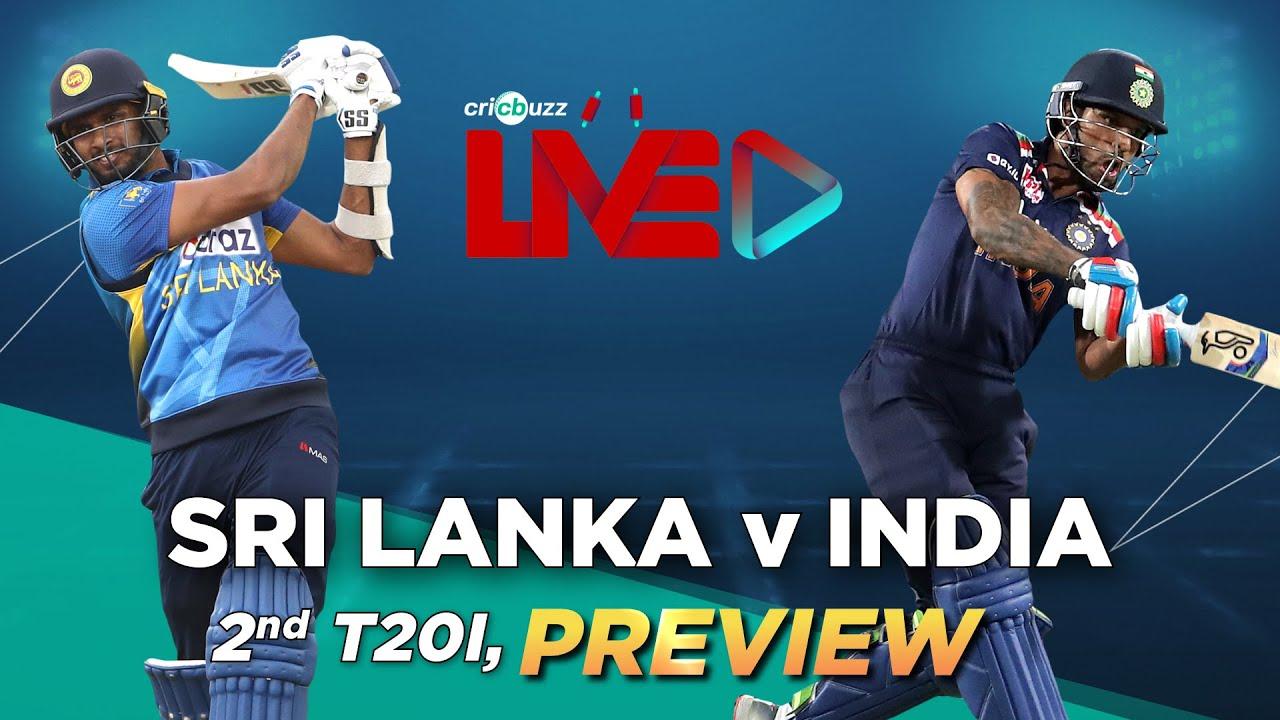 Sri Lanka v India, 2nd T20I: Preview