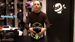 Recensione casco Airoh Terminator Open Vision Motolook Voghera
