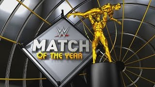 Match of the Year: 2015 WWE Slammy Awards - Tonight Live on Raw