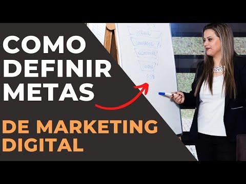 Como definir metas de marketing digital (com projeção de funil)