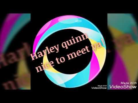 harley quinn ringtones!!!!!!