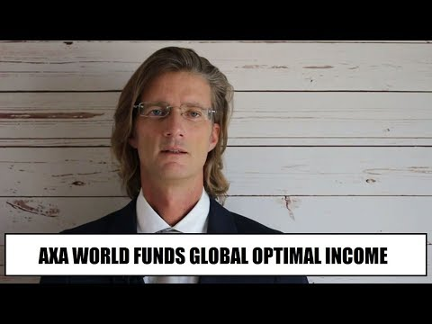 Selezione Fondi: AXA World Funds Global Optimal Income