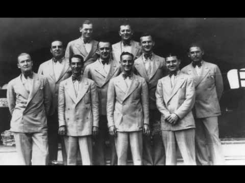 WABASH BLUES - Coon Sanders Nighthawks Orchestra